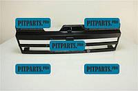 Решетка радиатора 21083, 21093 черная ВАЗ-2108 (21093-8401016)