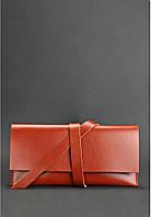 Тревел-кейс кожаный 1.0 Коньяк