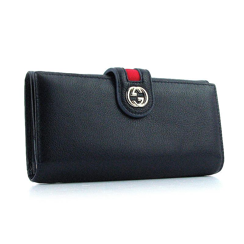 Кошелек Gucci женский синий на кнопке - Интернет магазин сумок SUMKOFF - женские и мужские сумки, клатчи, кошельки, рюкзаки в Днепре