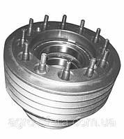 Шкив двигателя (к/вала) ЯМЗ-238АК 9-ти ручьевой  (Украина) Дон-1500