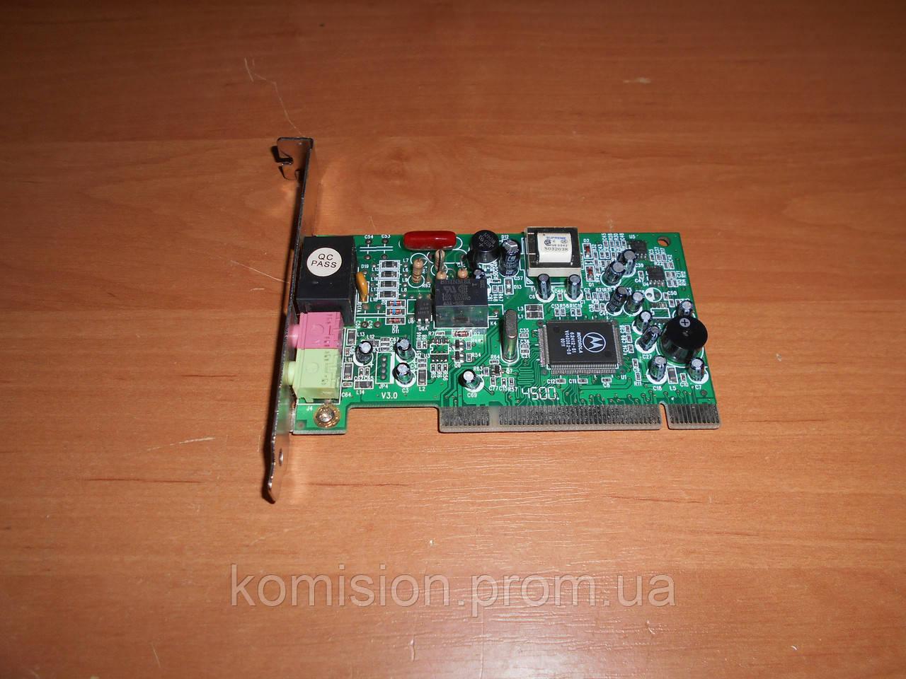 Fax Modem Motorola PCI