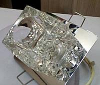 АКЦИЯ.  Точечный светильник Feron BS 125-FB хром ( остатки уточняйте по телефону)
