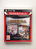 Видео игра God of War Collection (PS3) pyc