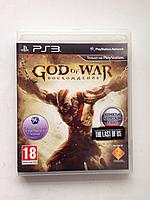 Видео игра God of War: Восхождение (PS3) pyc.