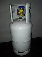 Сервисный баллон для откачки фреона (объем 12,5 л)