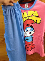 Пижама смурфик, фото 1