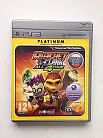 Видео игра Ratchet and Clank: all 4 one (PS3) pyc.