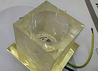 АКЦИЯ. Точечный светильник Feron DL171 прозрачный матовый золото ( остатки уточняйте по телефону)