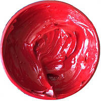Безводная пигментная паста рубиновая, 150мл