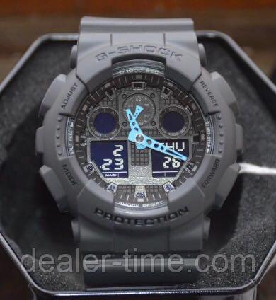 75538b7e Часы Casio G-Shock GA-100C-8A: продажа, цена в Киеве. часы наручные ...