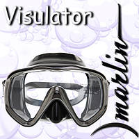 Маска для подводного плавания Marlin Visualator