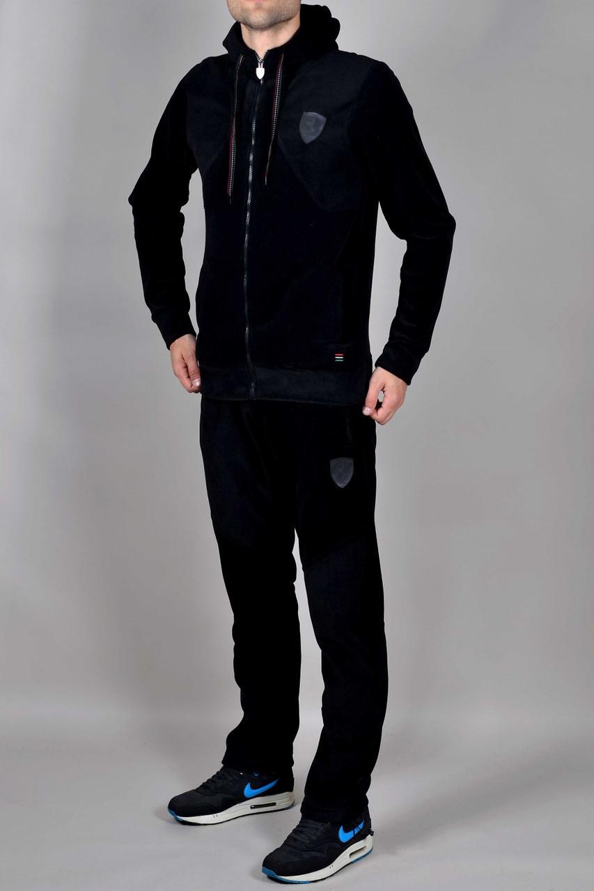 d38b971f7324 Купить Мужской флисовый спортивный костюм Puma Ferrari в Днепре от ...