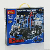 Конструктор 3331 Decool Тягач, 805 дет. аналог Лего Техник LEGO Technic 8273