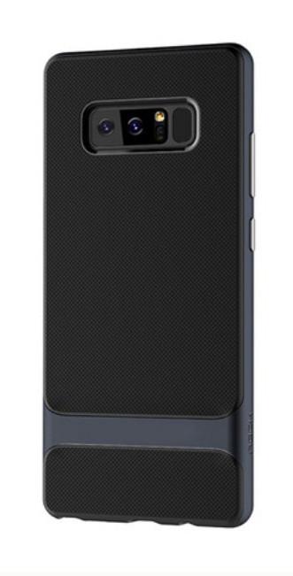 Чехол бампер Rock Royce Series для Samsung Galaxy Note 8 (N950) - Navy