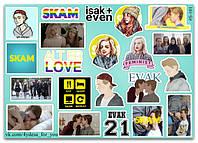 Stickers Pack Skam, Скам #101, фото 1