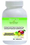Кишечный фитосорбент-Нормофлор 90таб.Даникафарм