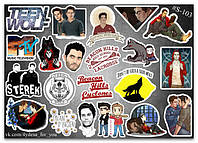 Stickers Pack Teen Wolf, Сериал Волчонок #103, фото 1