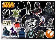 Stickers Pack Star Wars, Звёздные Войны #106, фото 1
