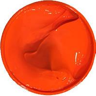 Безводная пигментная паста оранжевая, 150г