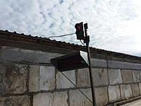 Система регулирования транспортного потока по автомобильным весам, фото 1