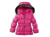 Куртка с поясом удлиненная для девочки Lupilu р.98, 116 Германия