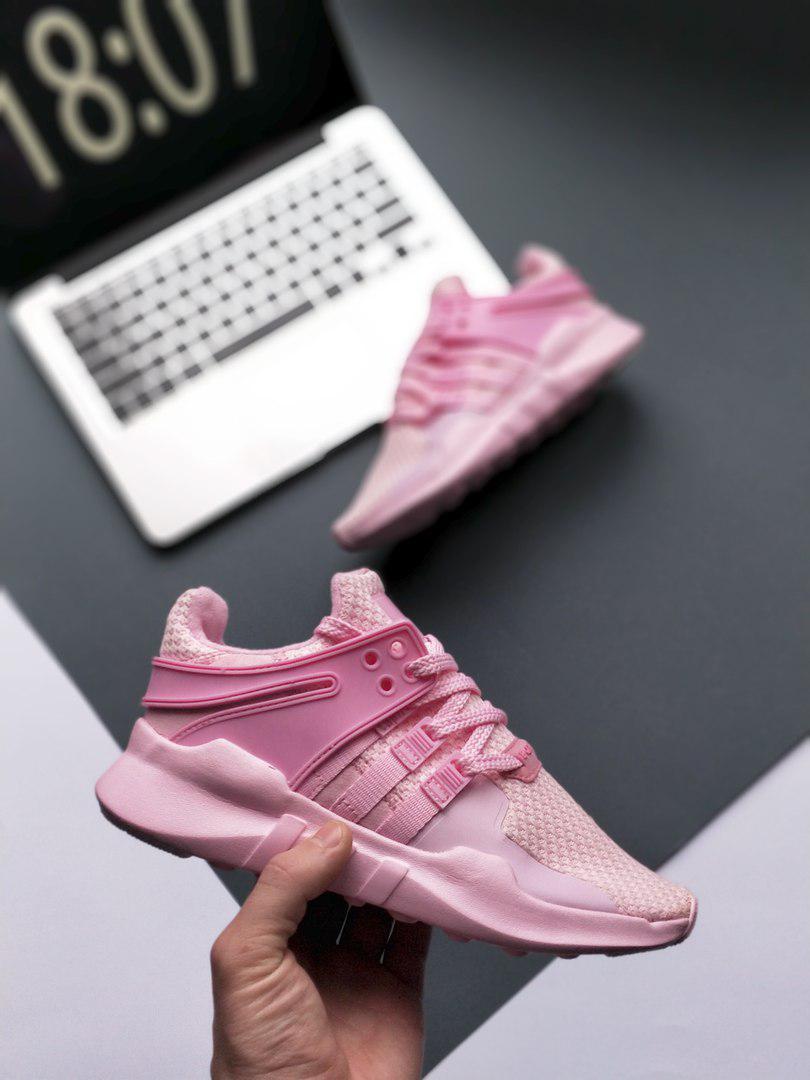Женские кроссовки Adidas Equipment Pink, Копия