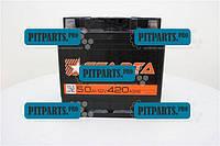 Аккумулятор 50Аз 6СТ(1) STARTA  (550 15 02)
