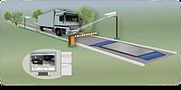 Система распознавания номерных знаков автомобильные весы