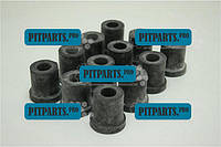 Втулка рессоры Москвич 412,2140 комплект 12шт Москвич 412 (408-2912028)