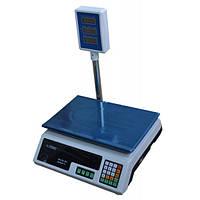 Торговые весы Олимп ACS-D1 40 кг 6v (деление 5 гр)