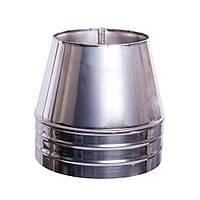 Конус вентиляционный 150/220 двустенный