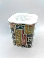 Портативная колонка Rock N' Roll (Bluetooth, качественный звук) white - Акционая цена!