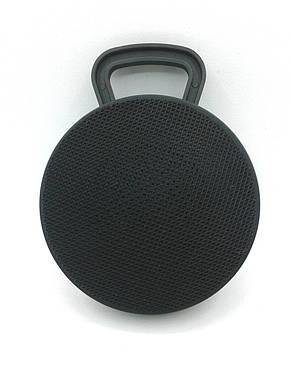 Портативная Bluetooth колонка A01L (Bluetooth, Soft touch) black, фото 2