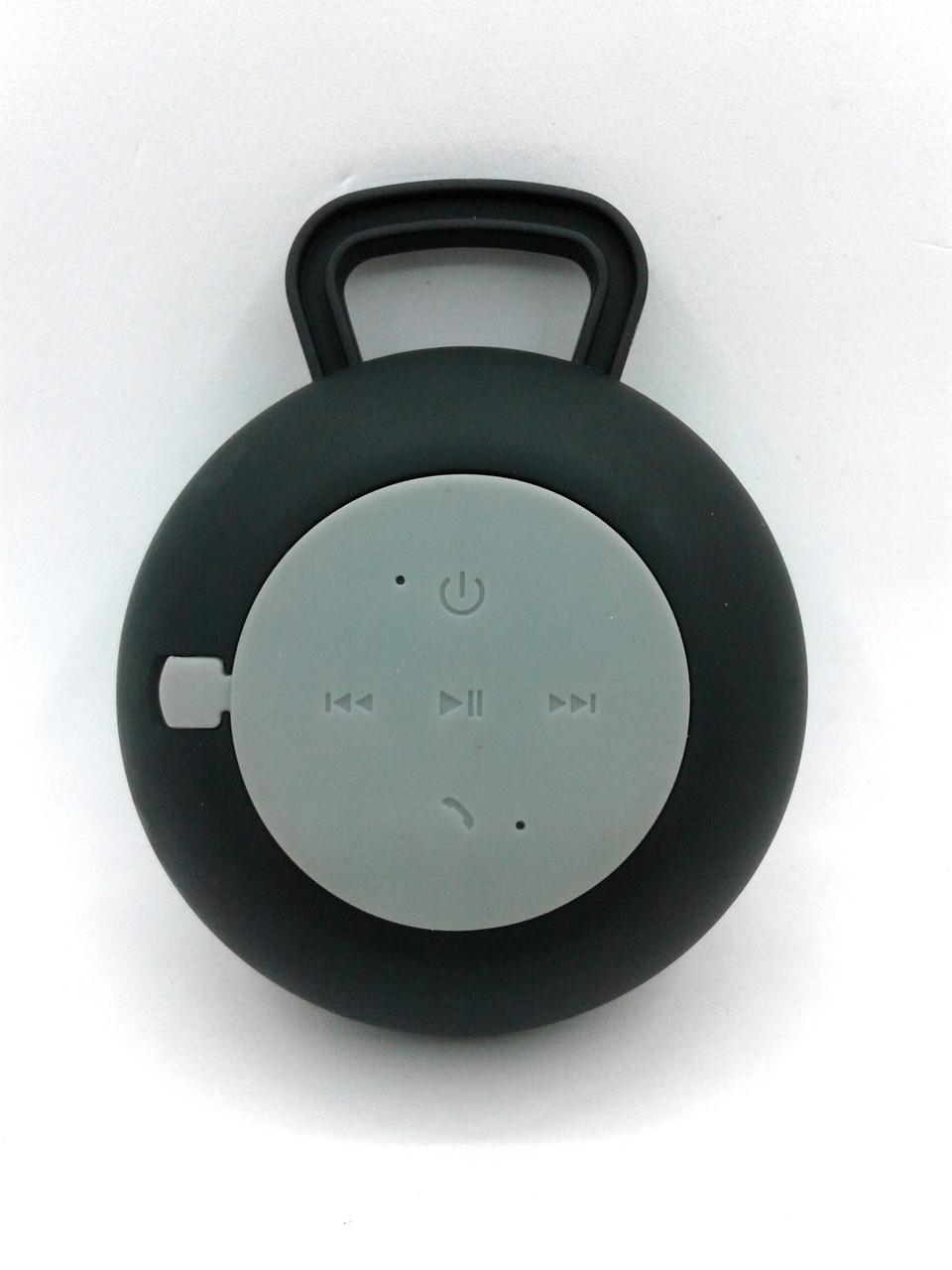 Портативная Bluetooth колонка A01L (Bluetooth, Soft touch) black