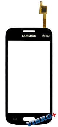 Тачскрин (сенсор) Samsung G350E Galaxy Star Advance Duos ORIG, black (черный) TESTED, фото 2