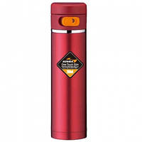 Термос Kovea KDW-SL200 One-touch slim (0.2л), бордовый