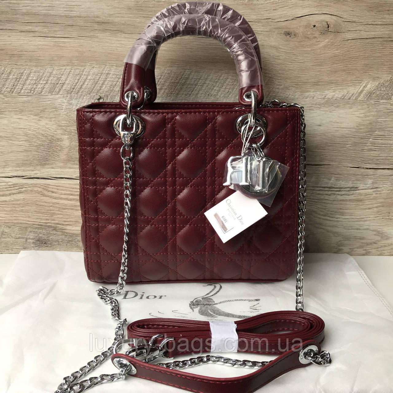 Женская сумка Dior Lady Диор 460f53c1ba1c1