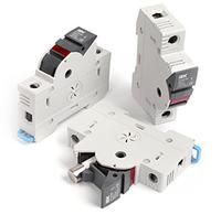 Расширение ассортимента модульного оборудования - плавкие вставки и предохранители-разъединители с индикацией до 32 A.