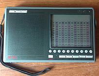 Радиоприемник Degen DE1103 с DSP