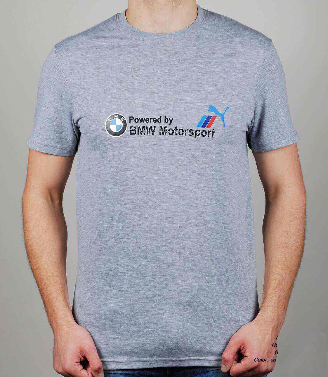 877ee53f6c56a9 Мужская футболка Puma BMW Motorsport - Интернет-магазин zakyt.com -  ЗАКУТКОМ. Доставка