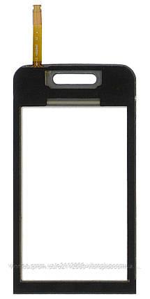 Тачскрин (сенсор) Samsung S5230 Star h/c, white (белый), фото 2