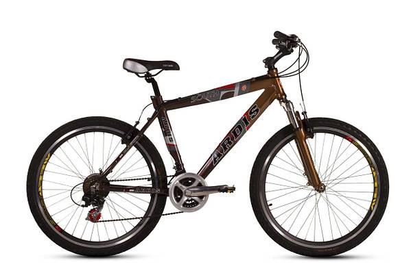 """Горный велосипед ARDIS SOUTH  MTB 26"""" 19""""  Коричневый"""