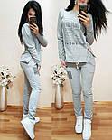 """Женский модный спортивный костюм двухнитка """"Givenchy"""" (расцветки), фото 5"""