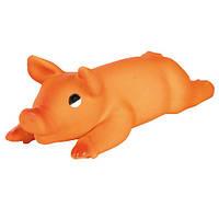 Іграшка Тріксі Trixie порося латекс для собак 25 см