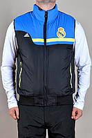 Мужской жилет Adidas Real Madrid
