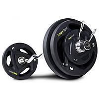 Набір штанги олімпійський SmartGym 100 kg
