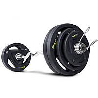 Набір штанги олімпійський SmartGym 115 kg