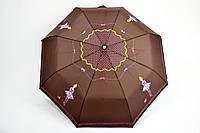 Зонт Любляна коричневый