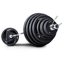 Набір штанги олімпійський SmartGym 182,5 kg