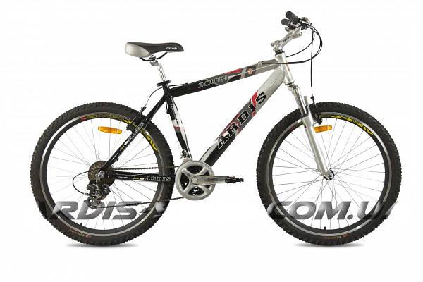 """Горный велосипед ARDIS SOUTH MTB 26"""" 19""""  Серый/Черный"""